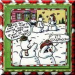 On the 7th Day of Christmas…. Christmas Humor