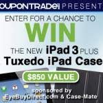 iPad Giveaway for you! (US)
