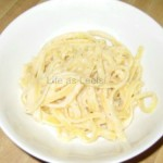 Alfredo – Homemade