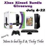 *FREE Blogger Opp* Xbox Kinect Bundle Giveaway!
