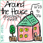Around the House Event: Laundry Room (US Only)