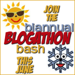 Biannual Blogathon Bash Kick Off #blogathon2