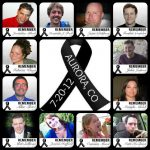 Aurora CO: The Names and The Faces of Those We Lost