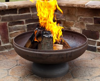 Celebrate Labor Day with a Firepit! (Giveaway)