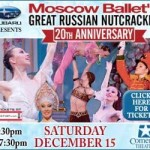 Moscow Ballet's Great Russian Nutcracker is Coming to Phoenix