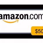 Amazon Gift Card Giveaway for the Holidays!