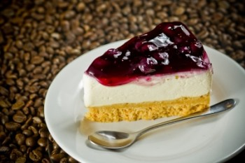 Blueberry Cheesecake {Guest Recipe}