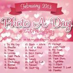 Instagram Photo A Day Challenge February 2013