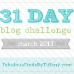 March 31 Day Blog Challenge: Day 10