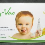 Baby Congestion? Use the Baby Vac Nasal Aspirator!