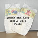 Quick and Easy Homemade Hot and Cold Packs
