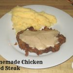 Homemade Country Fried Steak