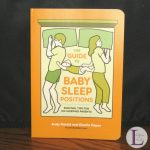 The Guide to Baby Sleep Positions {Book Review}