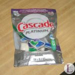 Sparkling Dishes with My Cascade Platinum
