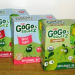Snack Time with GoGo Squeez