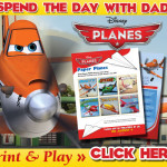 Father's Day Activities with Planes