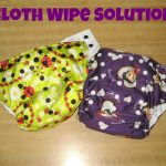 Easy Homemade Cloth Wipe Solution