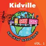 Dancing and Singing Along with Kidville Rockin' Railroad