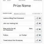 Tips for Hosting a Giveaway