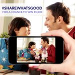 """My Favorite Family Memory with Welch's """"Share What's Good"""" Contest"""