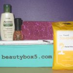 Beauty Box 5 {Review}