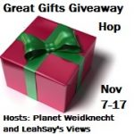 Great Gifts Giveaway Hop: Swallowtail Signed Book Giveaway