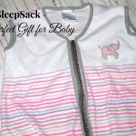 The Perfect Gift for Baby with HALO SleepSacks New Designs