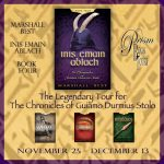 The Legendary Tour for The Chronicles of Guiamo {Book Review}