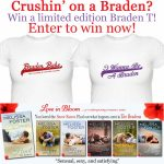 Crushing on a Braden Boy? Win a Braden T-Shirt Courtesy of Author Melissa Foster! (Now Open WW!)
