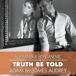 Truth Be Told: Adam Becomes Audrey {Book Review}