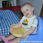 Wordless Wednesday {Baby Girl's 1st Birthday!}