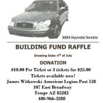 James Witkowski American Legion Post 138 Fund Raiser