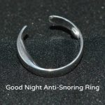 Simple Solutions to Snoring with the Good Night Anti-Snoring Ring