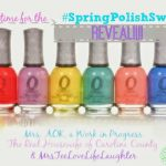 Spring Polish Swap {Reveal + Giveaway}