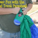 Summer Fun with the Grand Trunk Parasheet