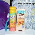 Prepare, Shave, and Protect! 4 Must Haves to Get Summer Legs