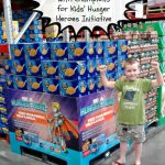 #AD Fighting Hunger with Champions for Kids' Hunger Heroes Initiative
