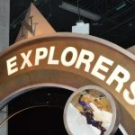 Earth Explorers Exhibit at the Arizona Science Center