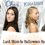Last Minute Halloween Hairstyle Ideas