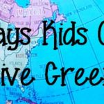 Ways Kids Can Live Green Everyday