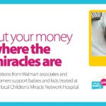 See How Walmart and Pampers are Helping Children's Miracle Network Hospitals
