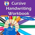 Cursive Handwriting Workbook: Beginning Cursive Handwriting {Review}