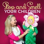 Stop and Smell Your Children by Leah Spina {Book Review}