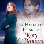 The Haunted Heart of Rory O'Dannon by Delia Colvin {Book Review}