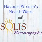National Women's Week with Solis Mammography