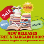 New Releases, Free and Bargain Books Weekly Link Ups