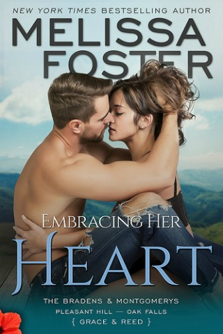 Embracing her Heart by Melissa Foster {Book Review}