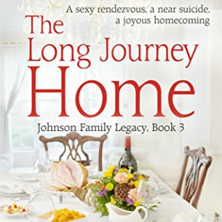 The Long Journey Home (Johnson Family Legacy Book 3) by James Robinson Jr {Book Review}
