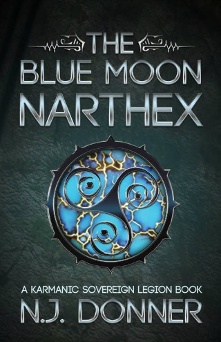 The Blue Moon Narthex by N.J. Donner {Book Spotlight}