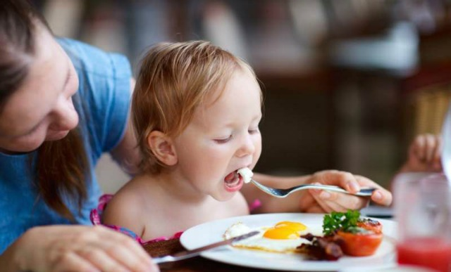 Dealing with picky eaters in a positive way